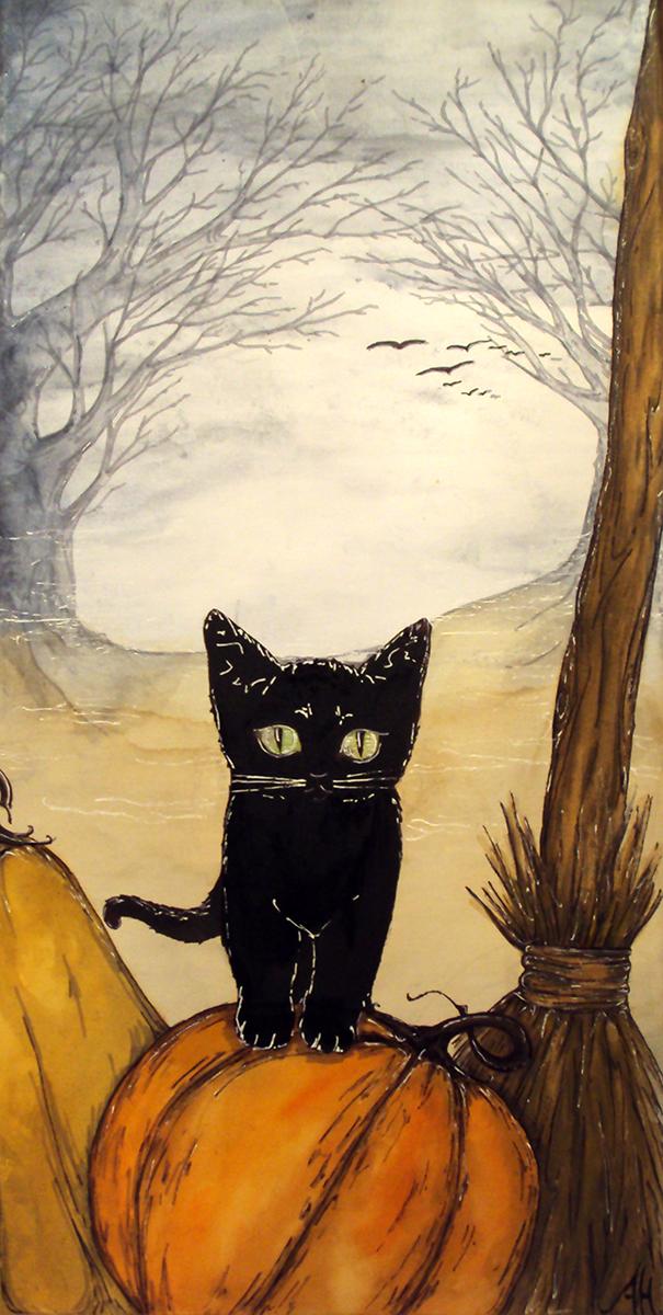November-cat by fuchskauz