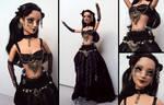 Ravenna, the tribal fusion dancer