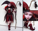 Jester - Monster High Operetta custom