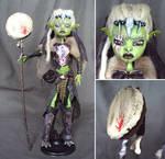 Orc-shaman - Abbey Bominable custom