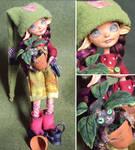 little gardener - Briar Rose custom
