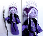 Kobold Priestess - Monster High Twyla custom