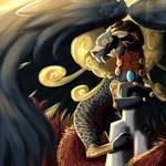 AT: Tassle Dragon