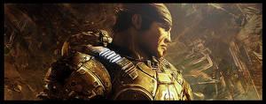 Gears of War: Marcus Fenix