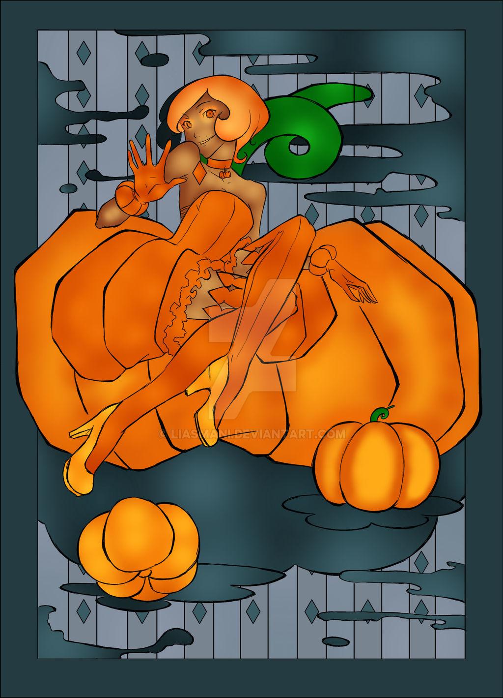 Lady Pumpkin: Sophie