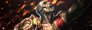Kratos' War Cry