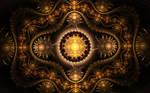 Golden Eye by Liasmani