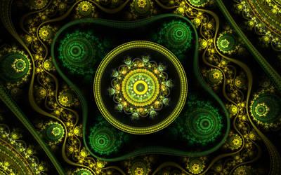 Celtic Flower by Liasmani