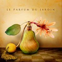 la parfum du jardin by LaClaudine