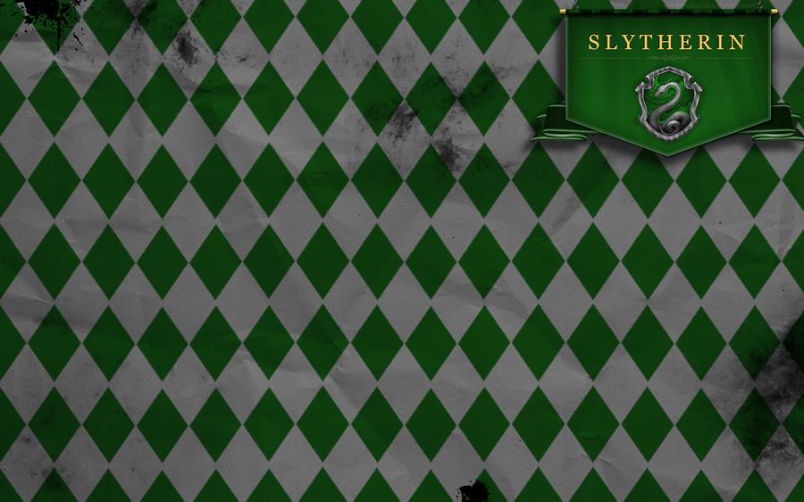 Slytherin Wallpaper By Tashab07