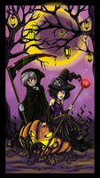 DP: Halloween by sharkie19