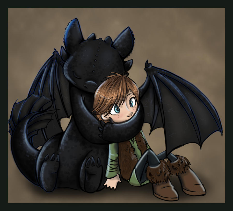 Toothless Wallpaper: Toothless Hug By Sharkie19 On DeviantArt