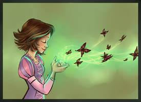 Butterflies by sharkie19