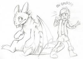 HTTYD: Gross by sharkie19