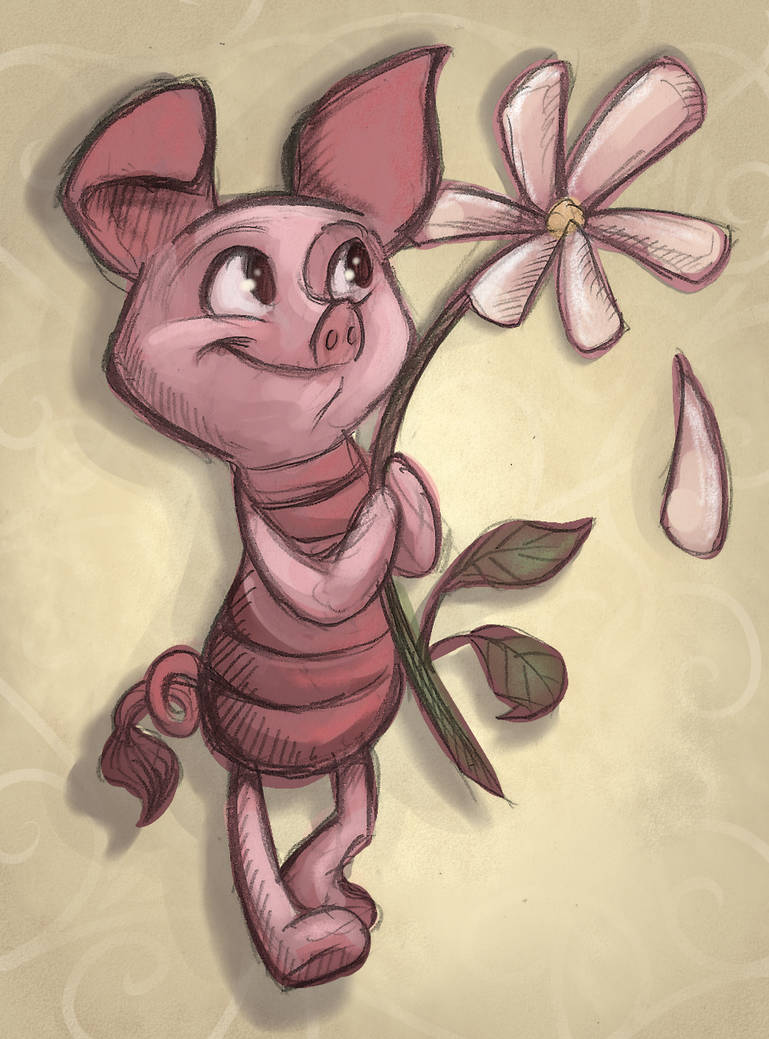 Piglet by sharkie19