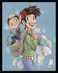 Arthur Christmas Elves.Arthur Christmas Fc Deviantart
