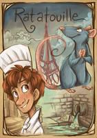 Ratatouille by sharkie19