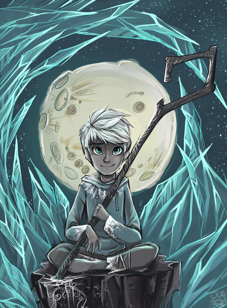 Jack Frost Again by sharkie19