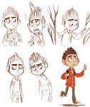 ParaNorman Sketches
