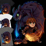 HTTYD 2 We Love Fine Contest