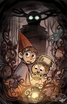 (Spoilers) Over the Garden Wall