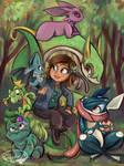 Pokemon Team Y
