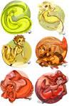 Huevember Mermaids