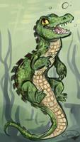 Crocigator