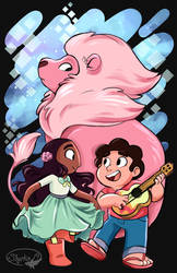 Steven and Connie