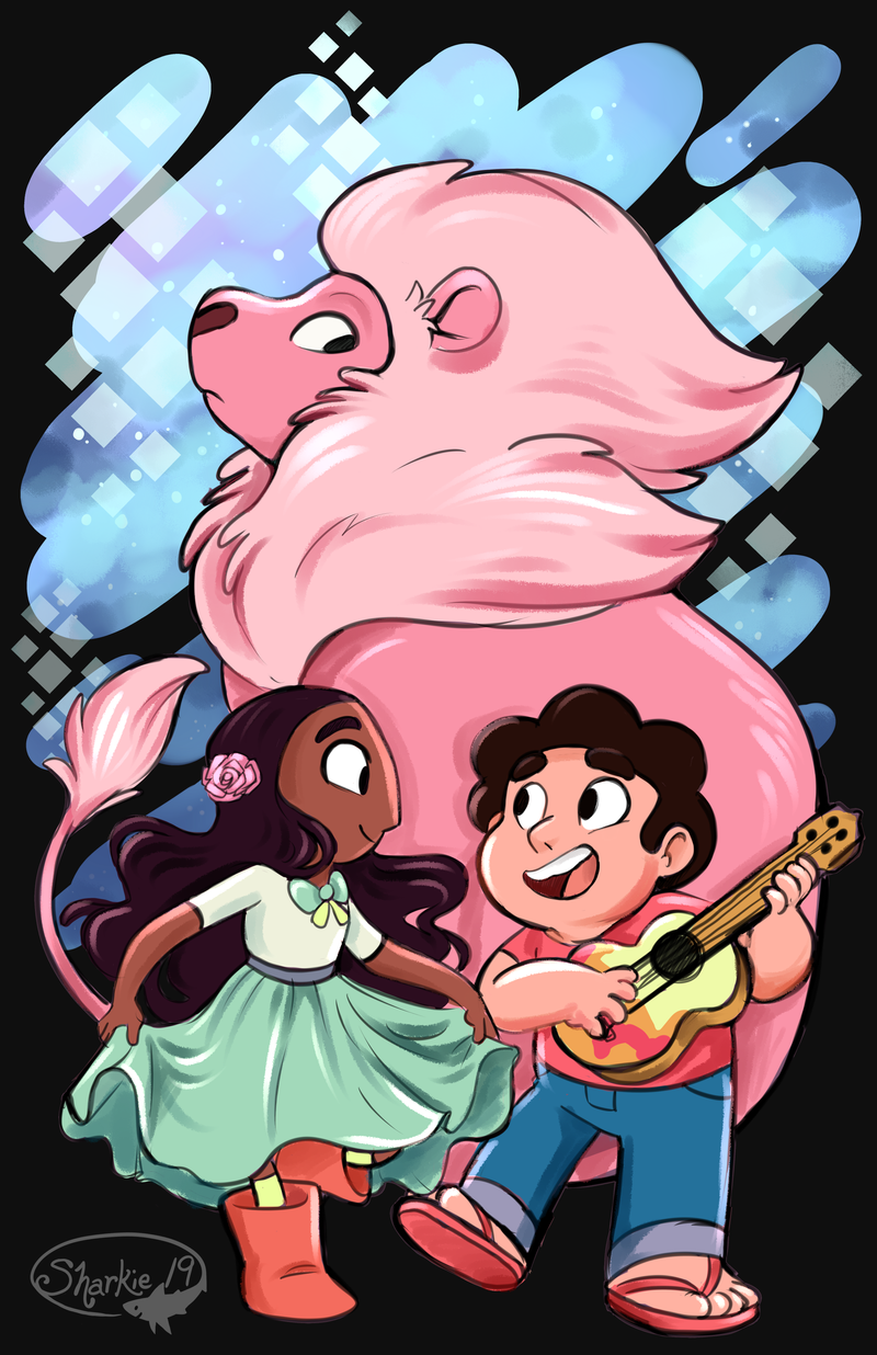 Pictures Of Steven Universe Steven And Connie Fanfiction Kidskunst