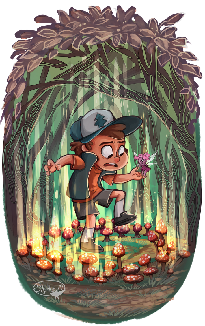 Fairy Ring by sharkie19