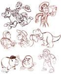 Toy Story Stuff