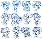 Varian Sketches