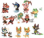 My Favorite Villagers