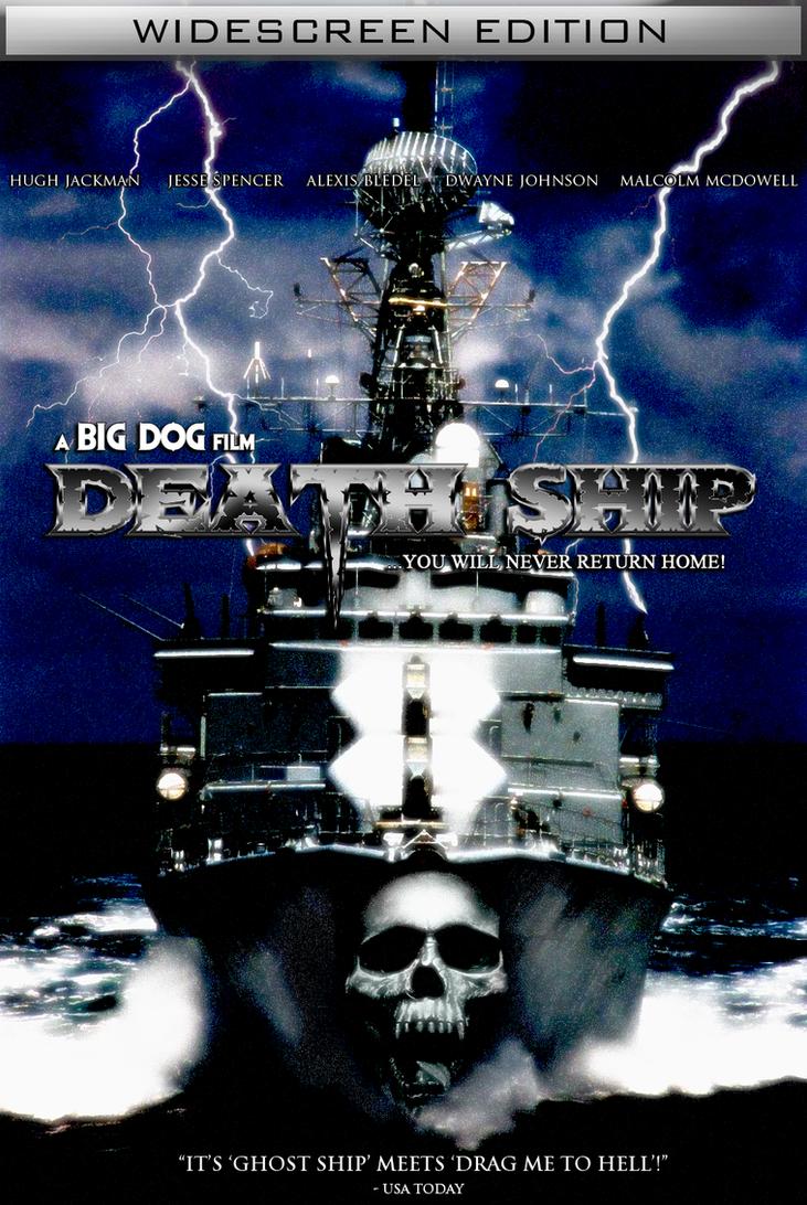 Death Ship 2009 by MrAngryDog