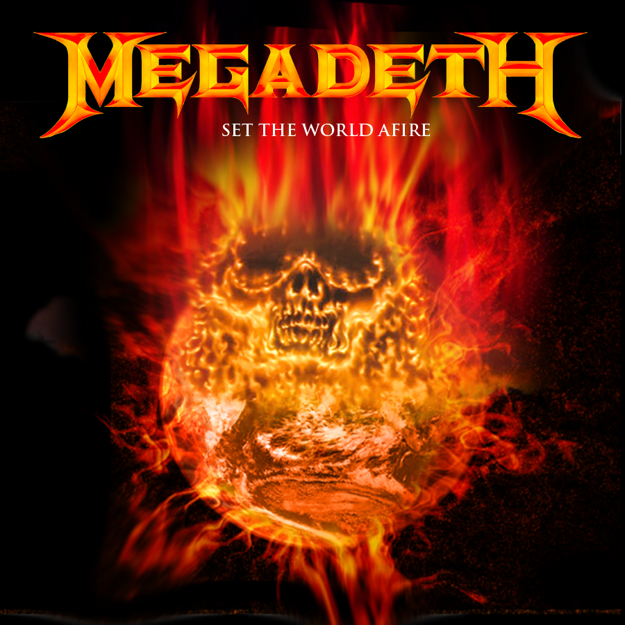 Megadeth In My Darkness Room Letra