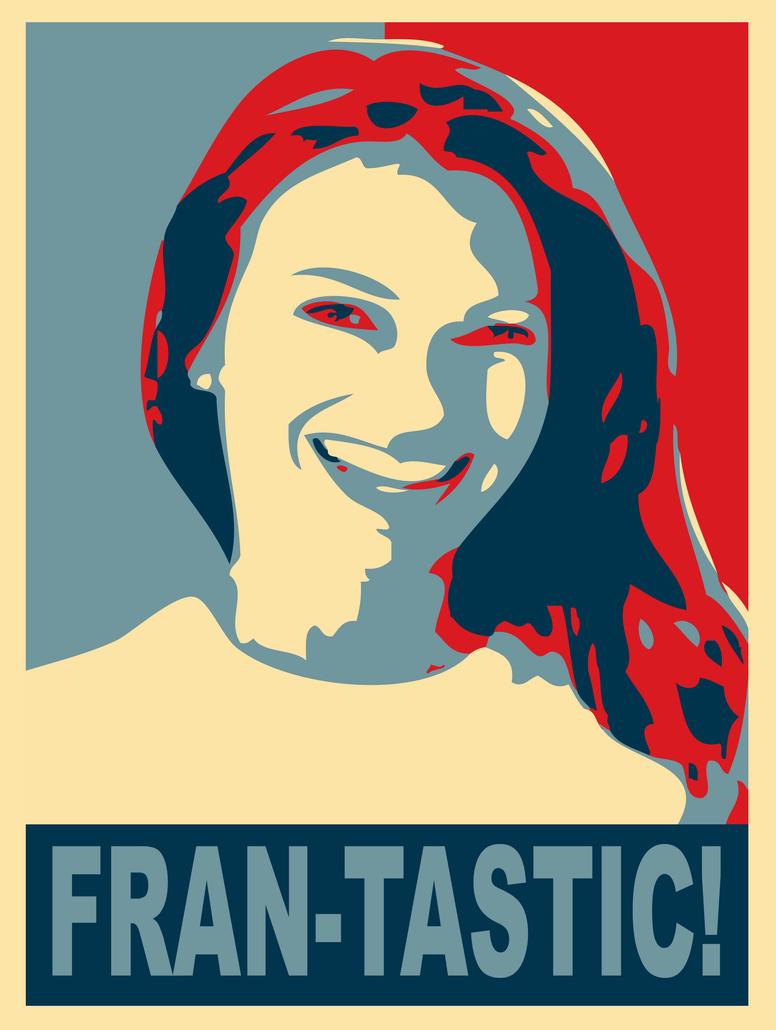 Fran Drescher: Fran-Tastic by MrAngryDog