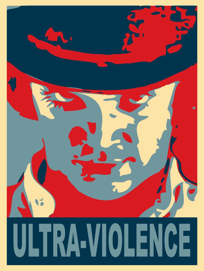Alex de Large: Ultra-Violence by MrAngryDog