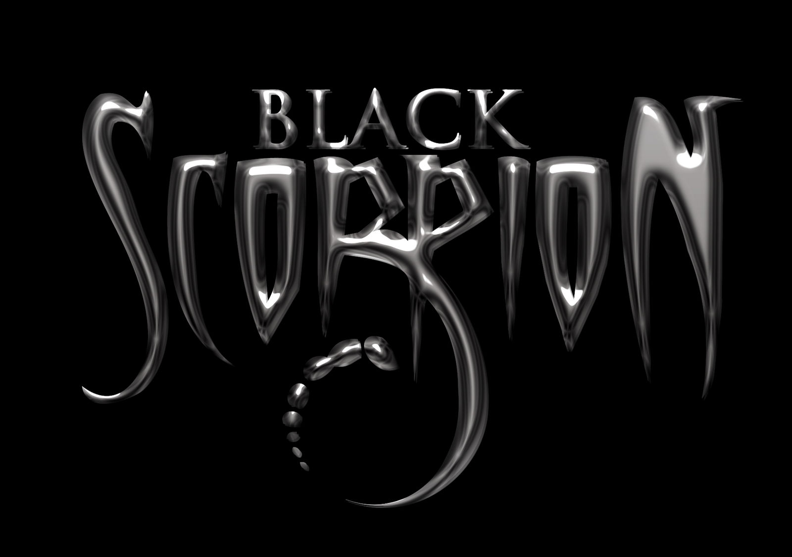 Black Scorpion Logo
