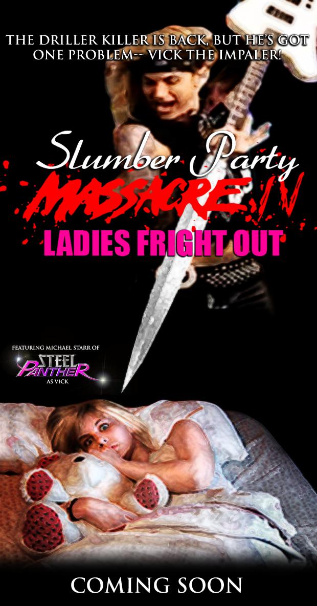 Slumber Party Massacre IV by FearOfTheBlackWolf on DeviantArt