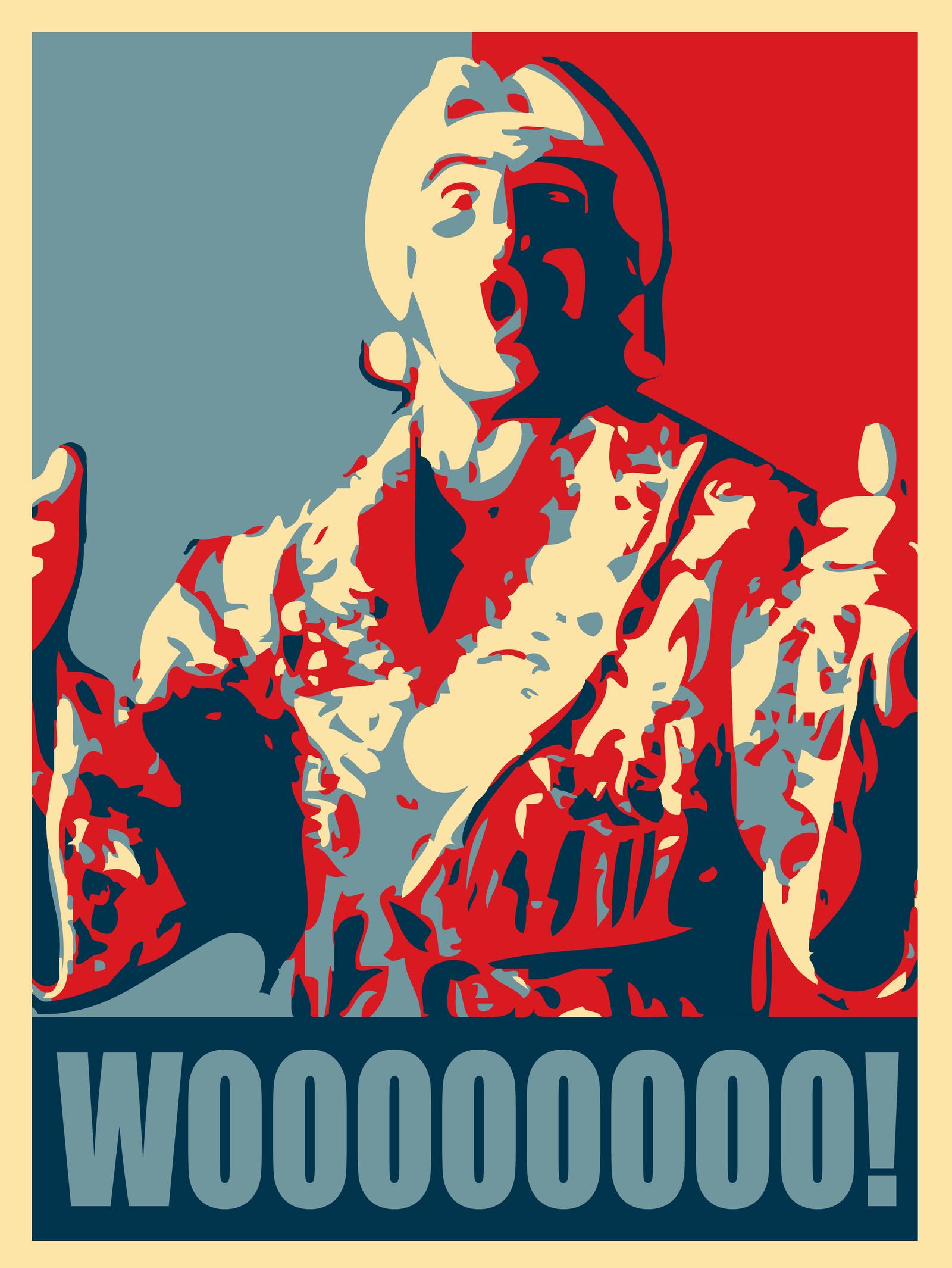 Ric Flair For Prez...? by MrAngryDog