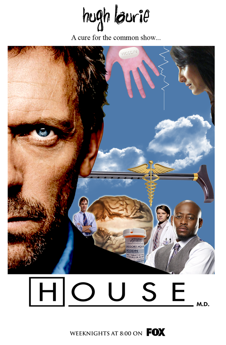House md promo vicodin bridge by fearoftheblackwolf on - House to home designs coupon code ...