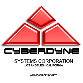 Cyberdyne Systems Logo By FearOfTheBlackWolf