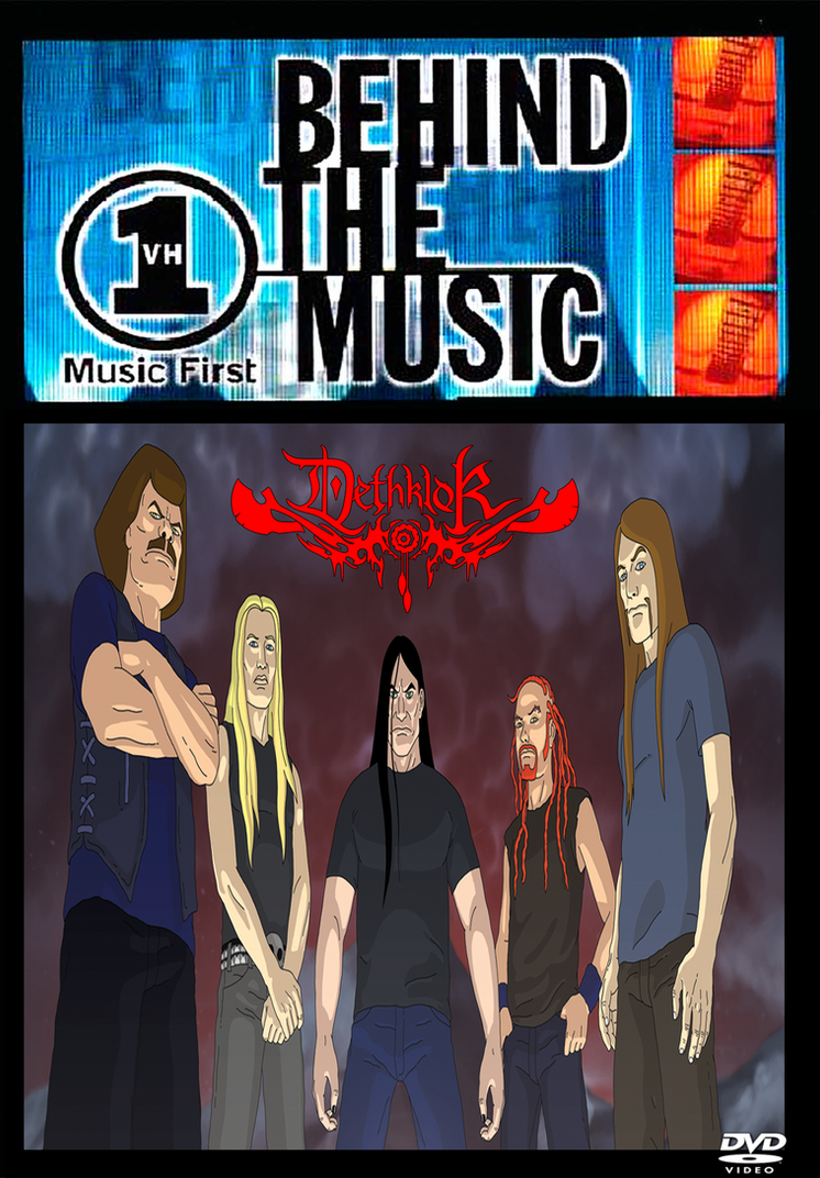 VH1 Behind The Music: Dethklok by MrAngryDog on DeviantArt