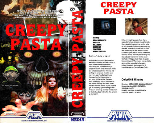 Creepy Pasta: The Movie