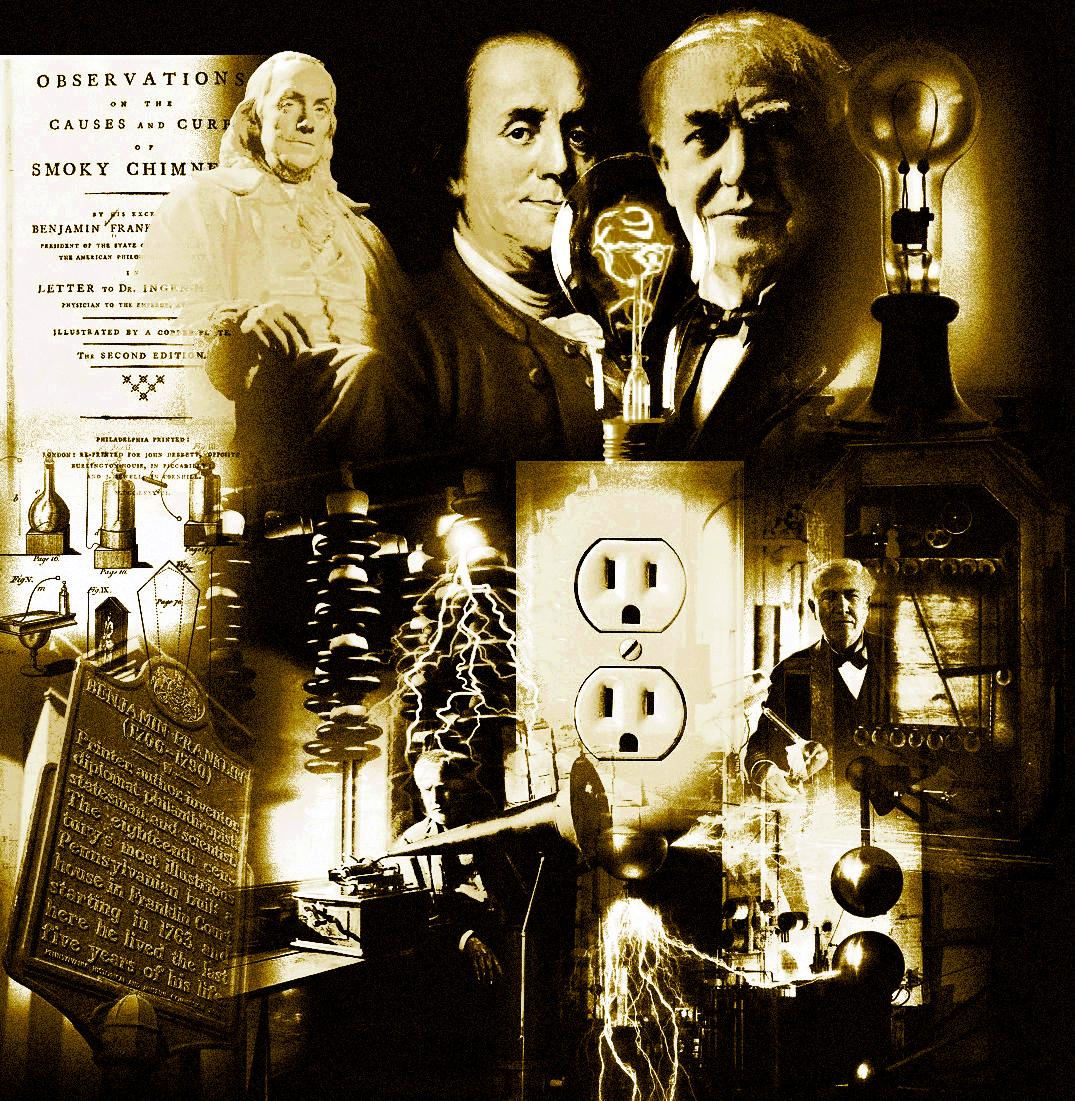 Innovators of Electricity by MrAngryDog