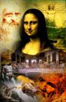 Da Vinci + Michelangelo Montage