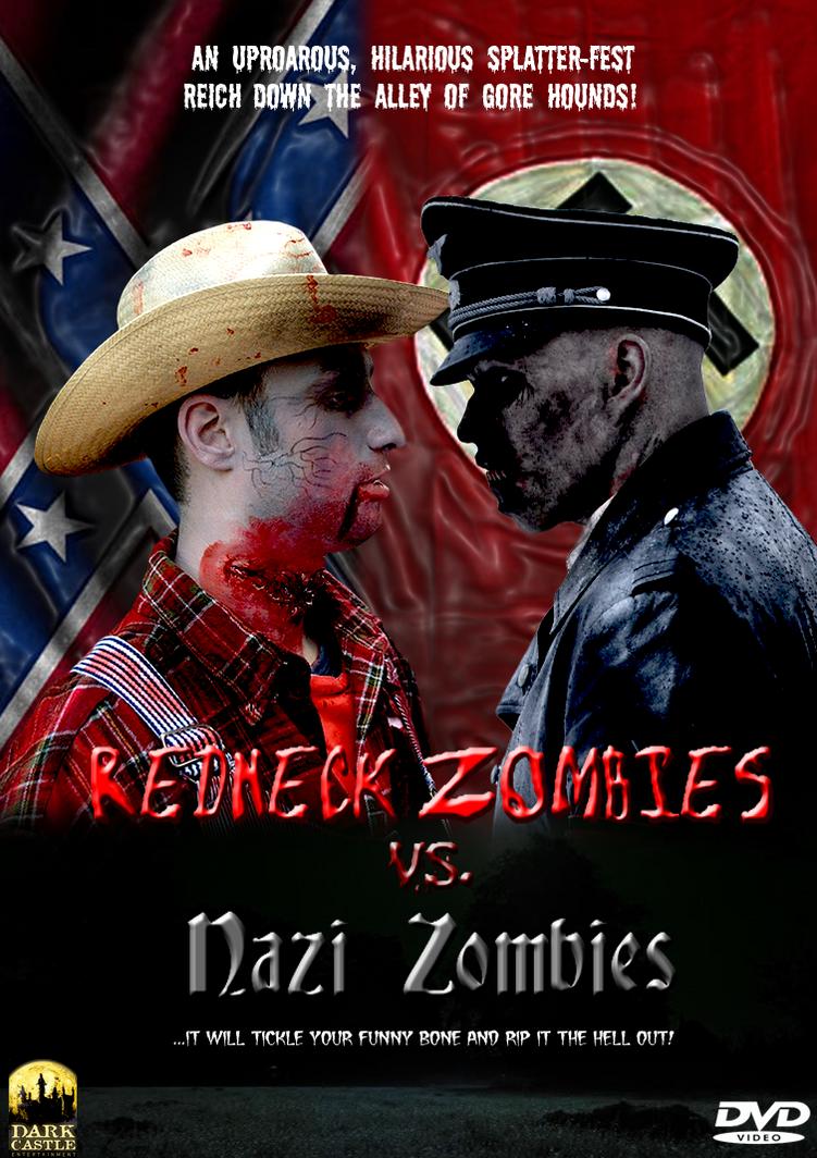 Redneck Zombies Vs. Nazi Zombies by MrAngryDog