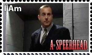 Downfall Stamps: Albert Speer by MrAngryDog