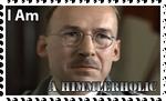 Downfall Stamps: Heinrich Himmler by FearOfTheBlackWolf